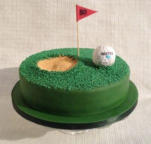 Golfplatz-Web